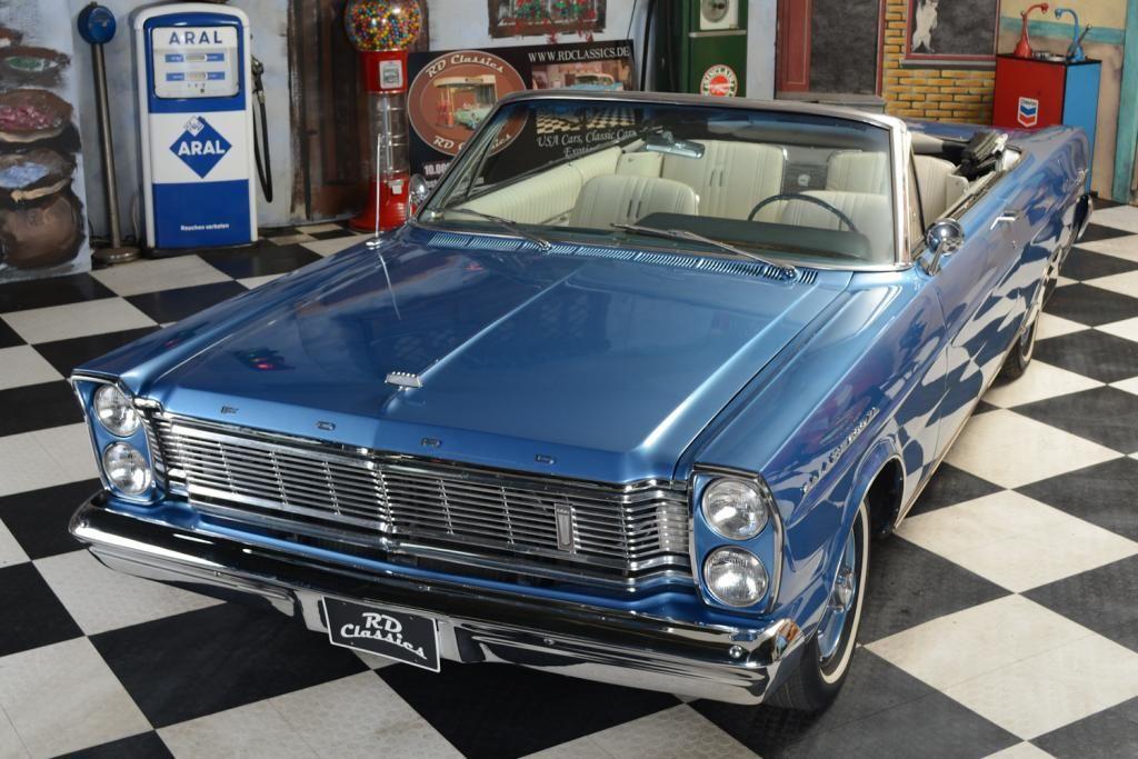 1964 Galaxie 500 Xl 2 Door Hardtop 390 V8 With Tri Power Ford Galaxie Ford Galaxie 500 Classic Cars