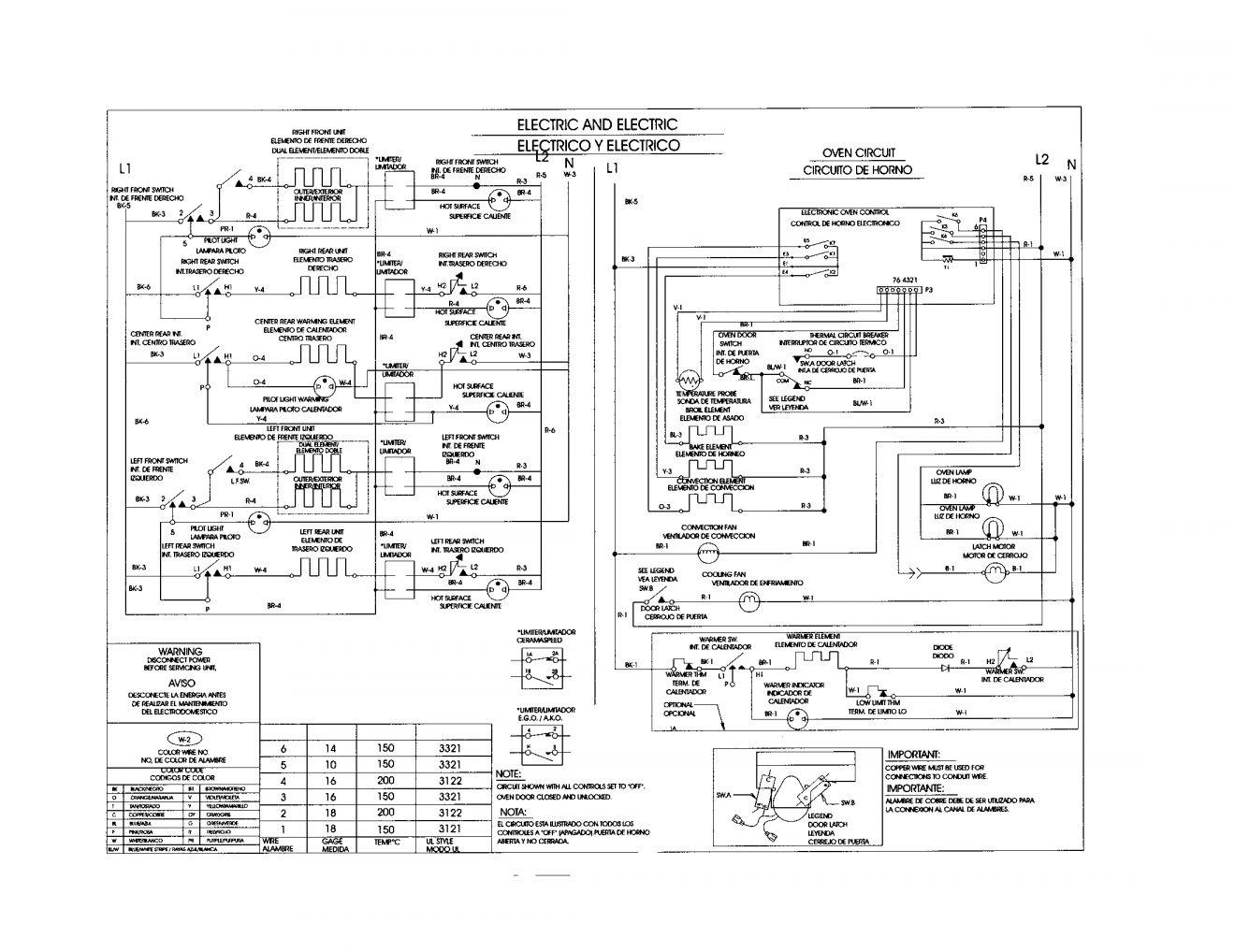 15 Kenmore Elite Electric Oven Wiring Diagram Wiring