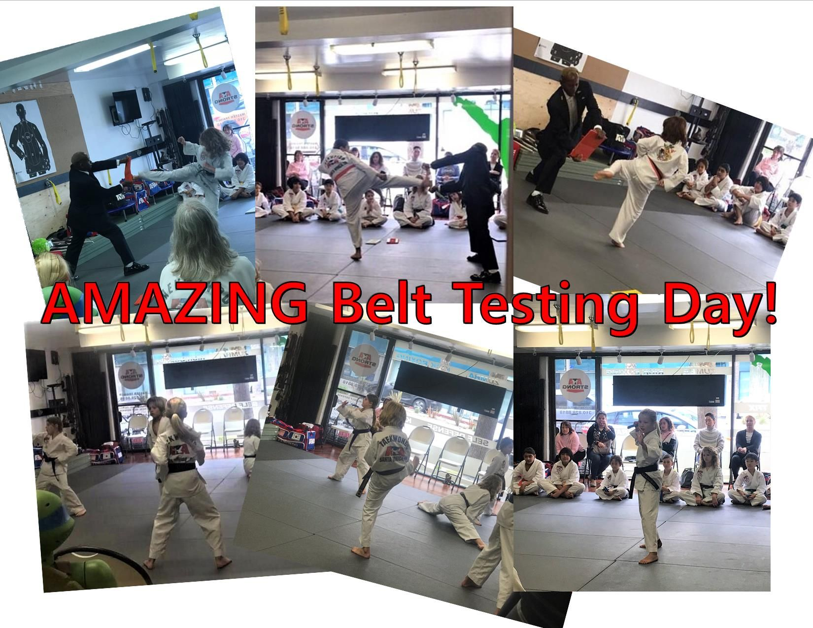Amazing students martial arts karate kid karate