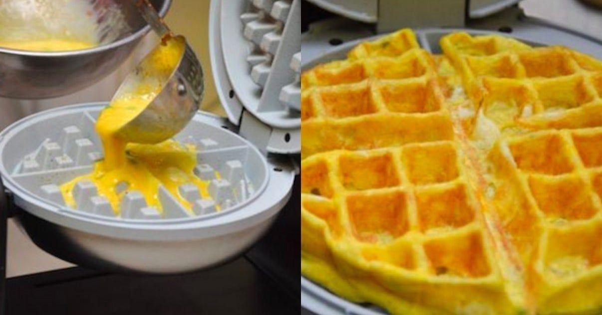 Un peu d'eau gazeuse dans vos œufs brouillés va les rendre plus aériens.