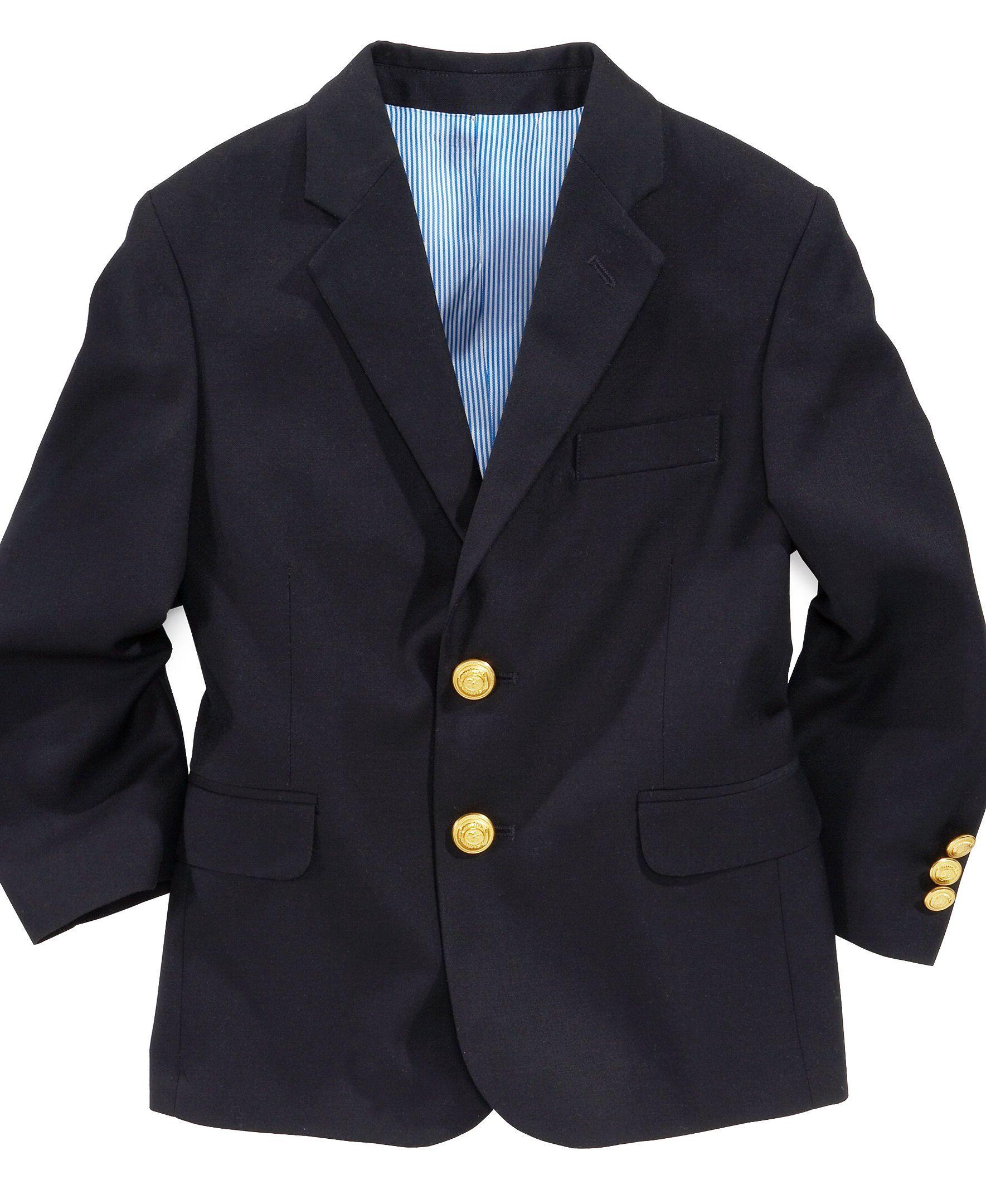 51c0df687b Tommy Hilfiger Little Boys' Alexander Dress Blazer   Products   Boys ...