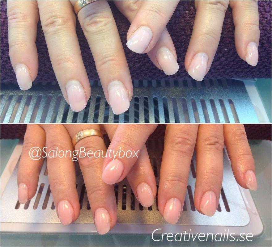 påfyllning naglar