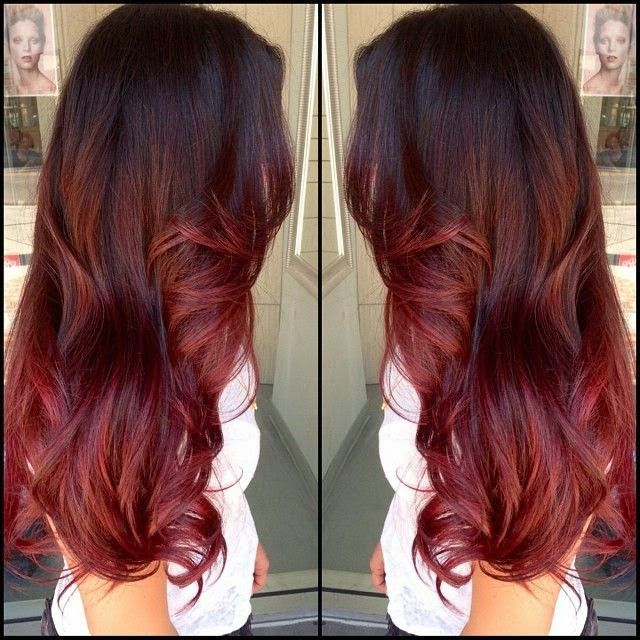 5 Hot Red Highlights That Will Impress Your Friends Pinterest
