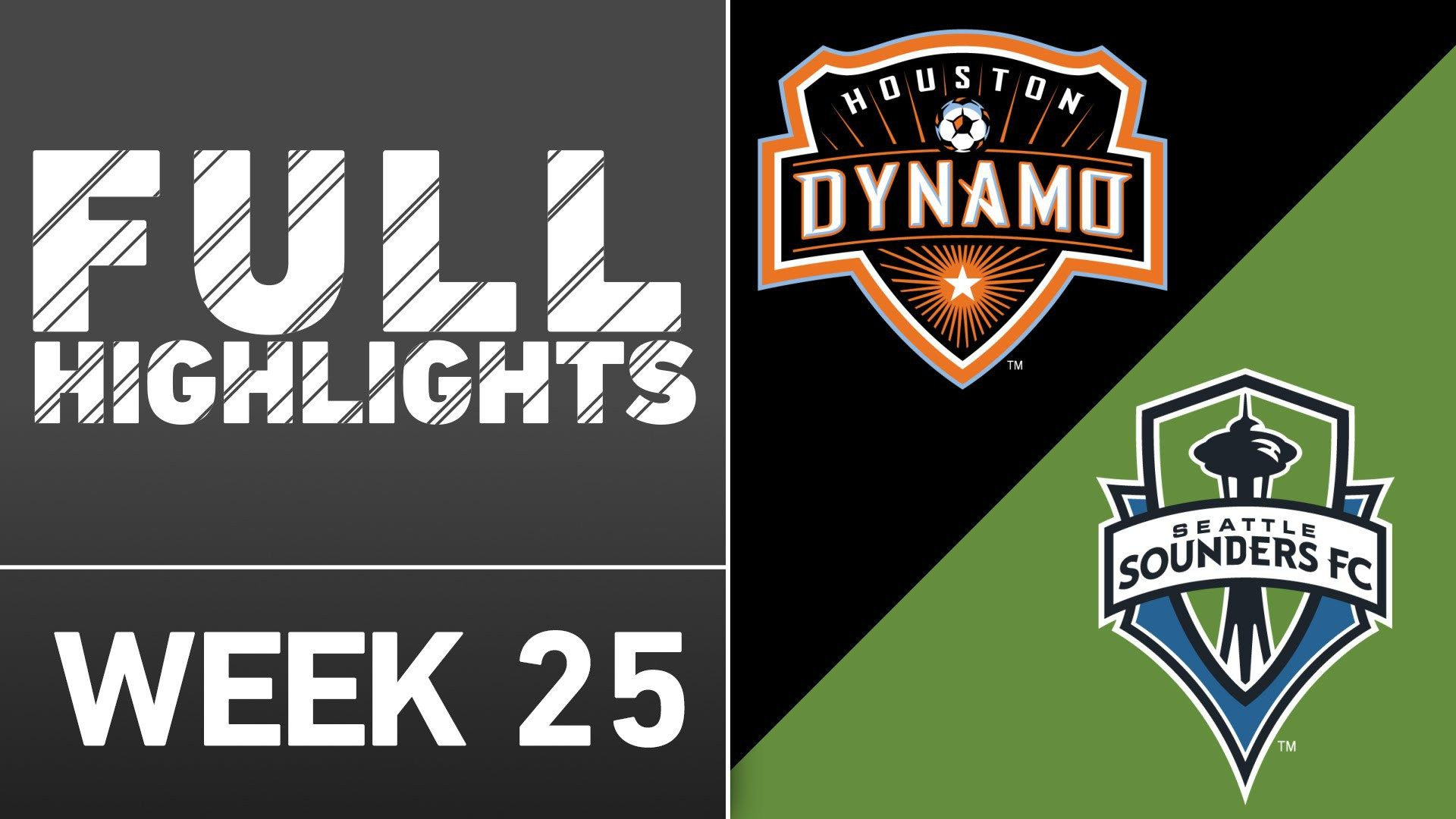 HIGHLIGHTS Sporting kansas city, Dc united, Seattle sounders