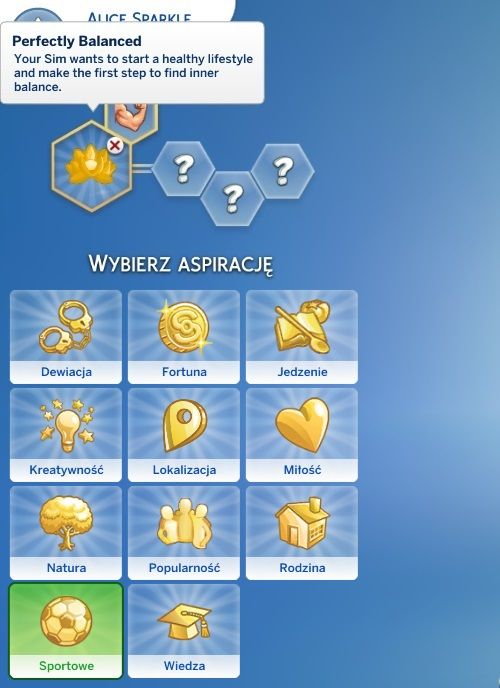 Mod The Sims Perfectly Balanced Aspiration By Ilkavelle Sims 4 Downloads Sims Sims 4 Traits Sims 4