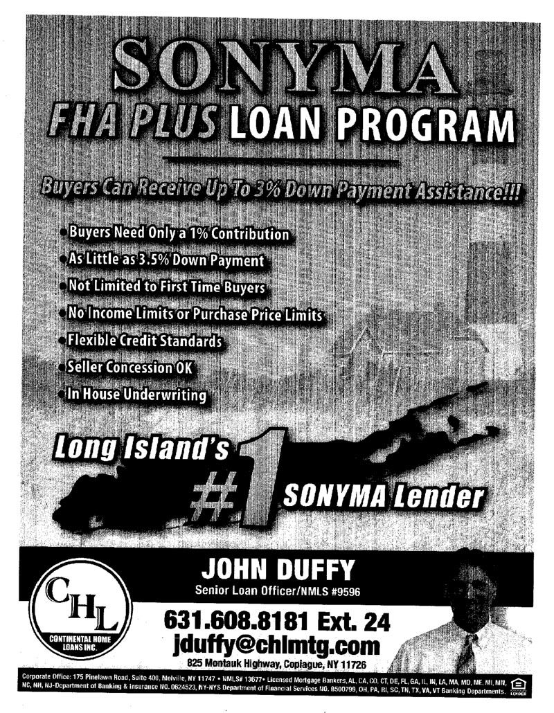 New Loan Program With Only 1 Down Underwriting Loan Fha