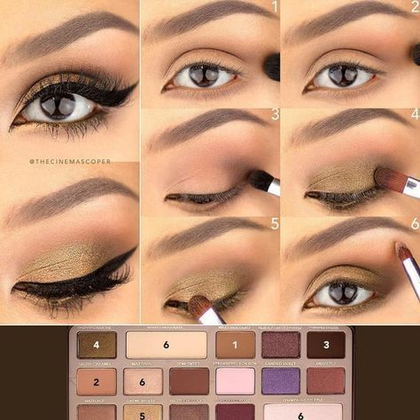 trendy makeup eyeshadow tutorial chocolate bars ideas