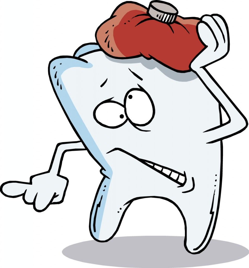 Tooth Pain and Sinuses  The roots of the upper teeth are in very