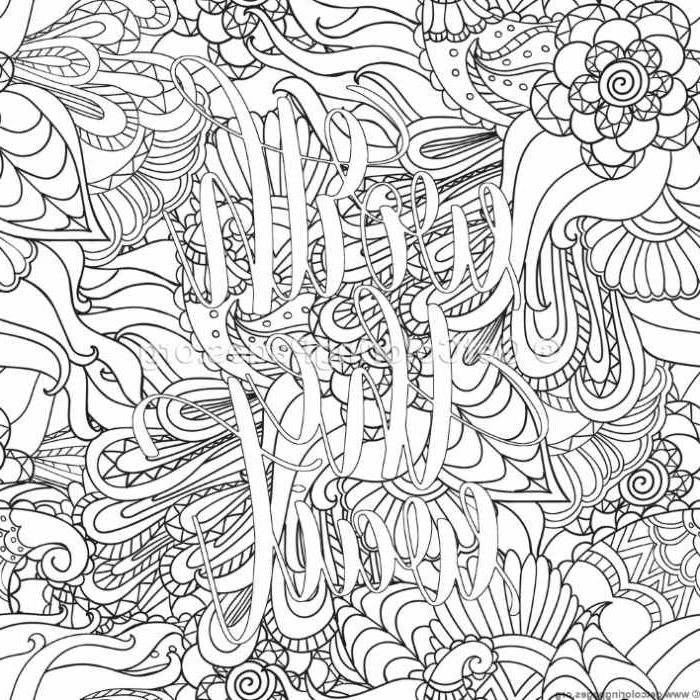 Coloring Page Generator