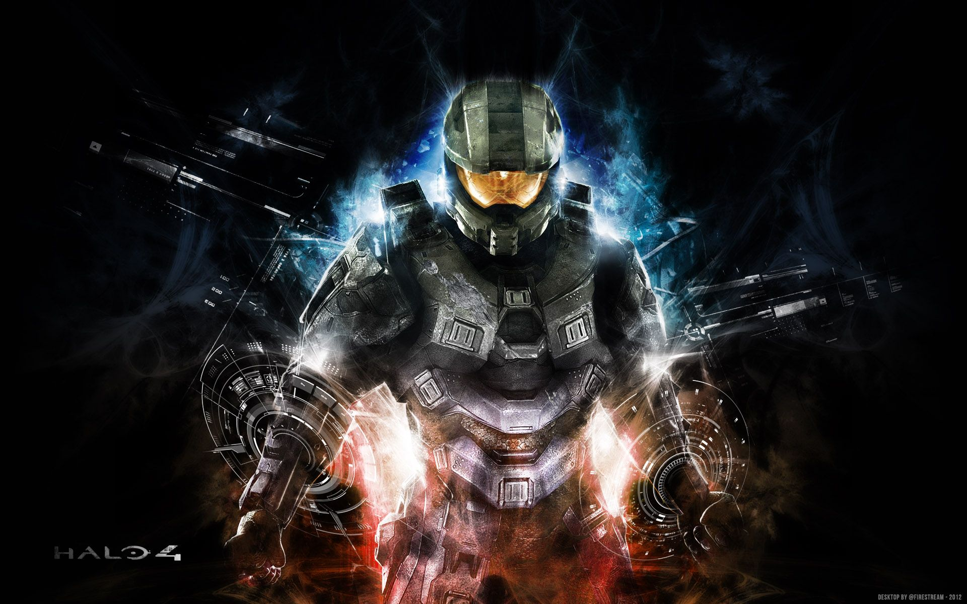 Awesome Halo Theme With Hd Wallpapers 1280 720 Halo 4 Wallpapers