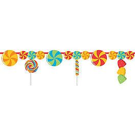 Sugar Buzz Party Decorations, Ideas And Supplies |  WholesalePartySupplies.com