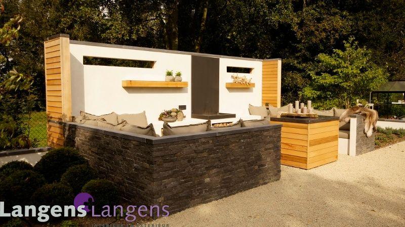 Diy Budget Loungebank : Salontafel op wielen van sloophout diy konzept für