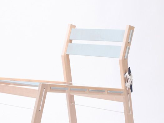 Cleat Chair By Tom Chung   Beautiful Self Assembly Furniture.
