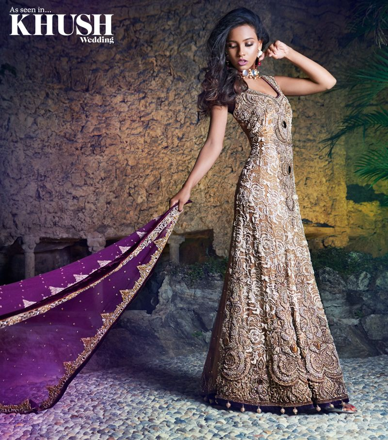 Pakistani designer wear that will have your guests in awe - m bel rehmann k chen