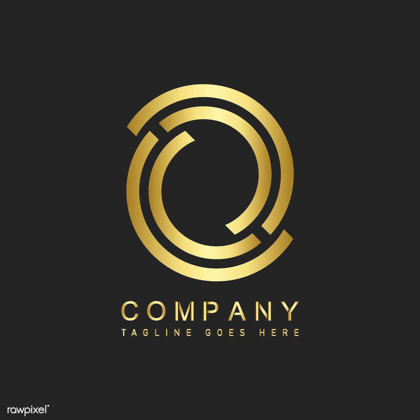 Download premium vector of modern company logo design