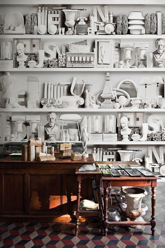 A Delightful Collection of Trompe L\'Oeil Wallpaper | Interno ...