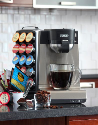 A Coffee Pod Machine To Love The Full Bunn Mycafe Review Coffee