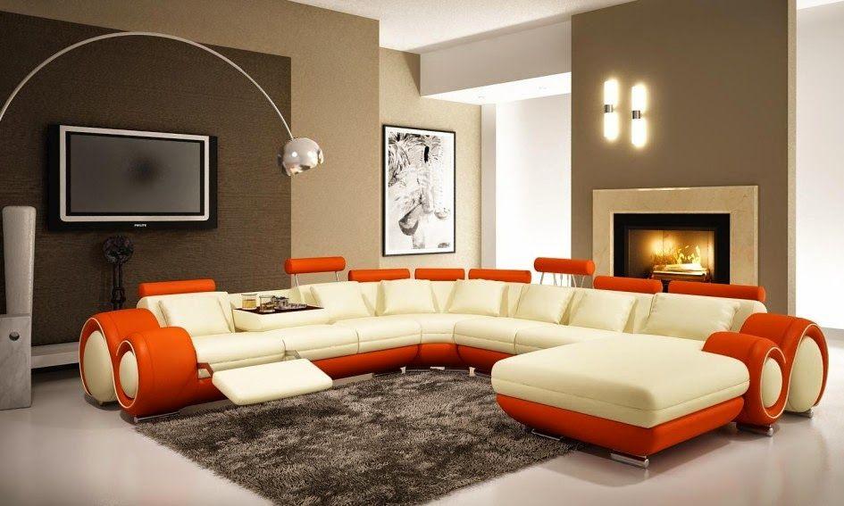 salon design .. #salon #meuble #salle_de_sejour #design | idée ...