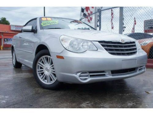 2008 Chrysler Sebring Convertible Touring autokinginc