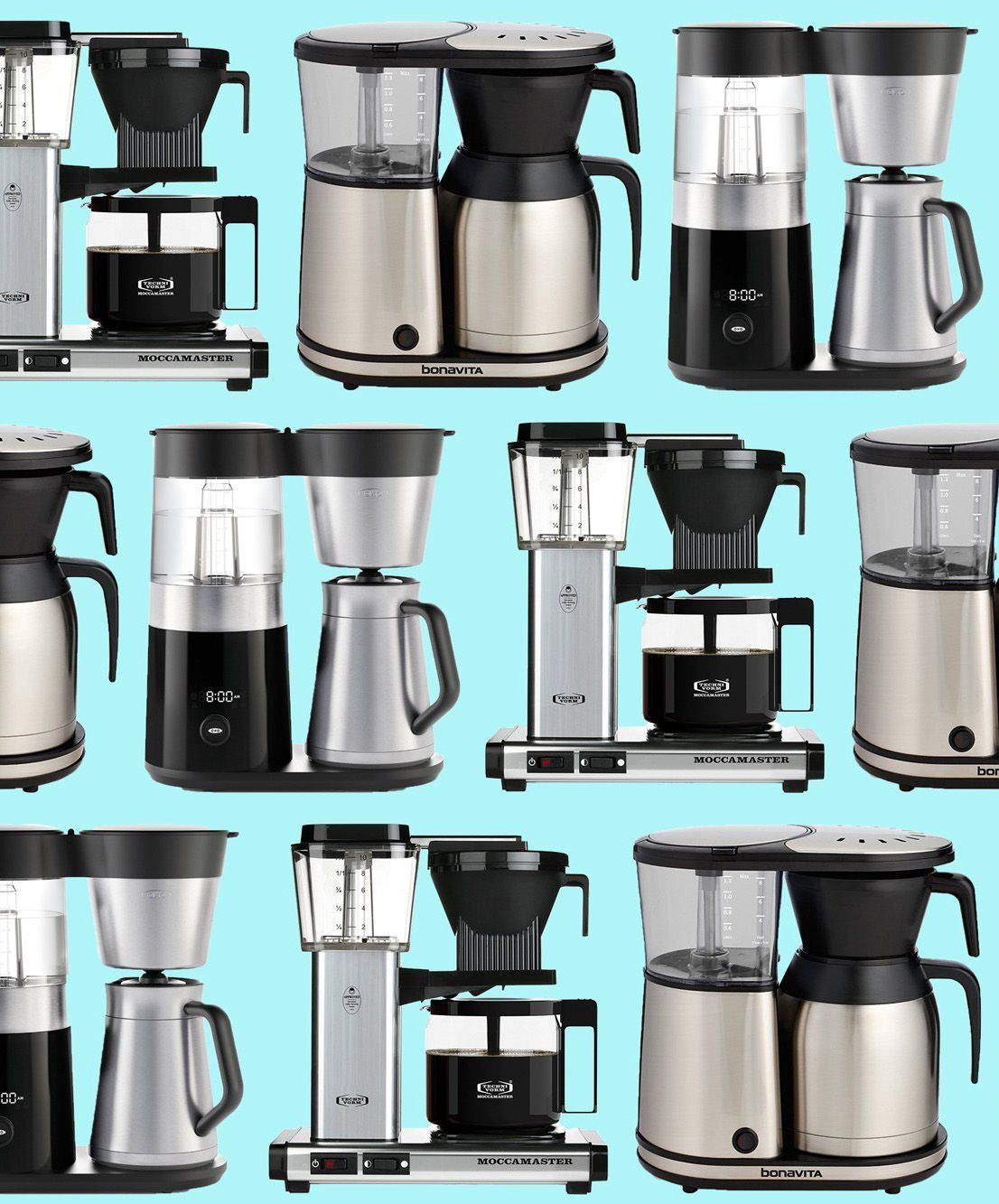 What is the best drip coffee maker epicurious coffeemaker