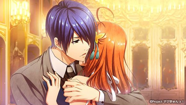 Pin De Haruse245 En Magic Kyun Renaissance Artistas Anime Y Magia