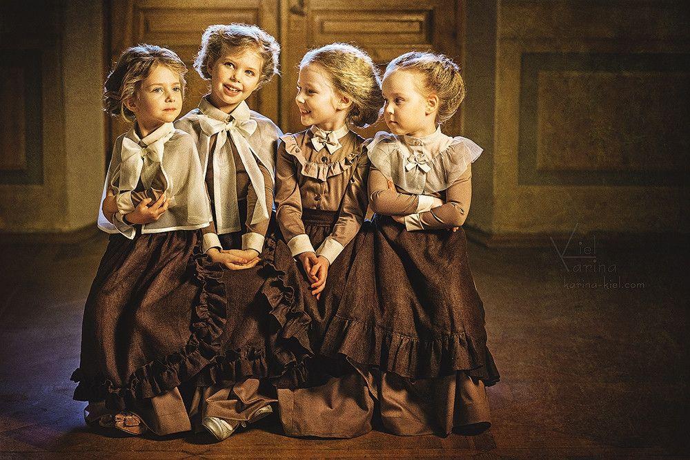 Детский сказочный мир (46 фото)   Детские портреты, Дети ...