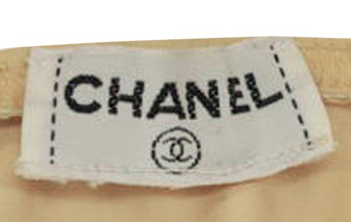 "Chanel label | ""Coco"" Bonheur Chanel (1883 – 1971) | Pinterest"