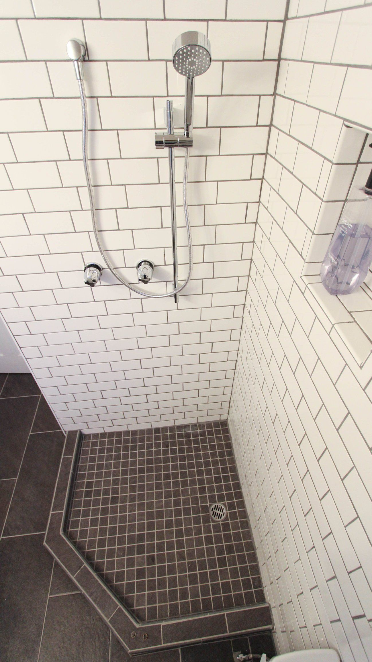 How To Tile Your Bathroom Shower Like a Pro | Apartment therapy ...
