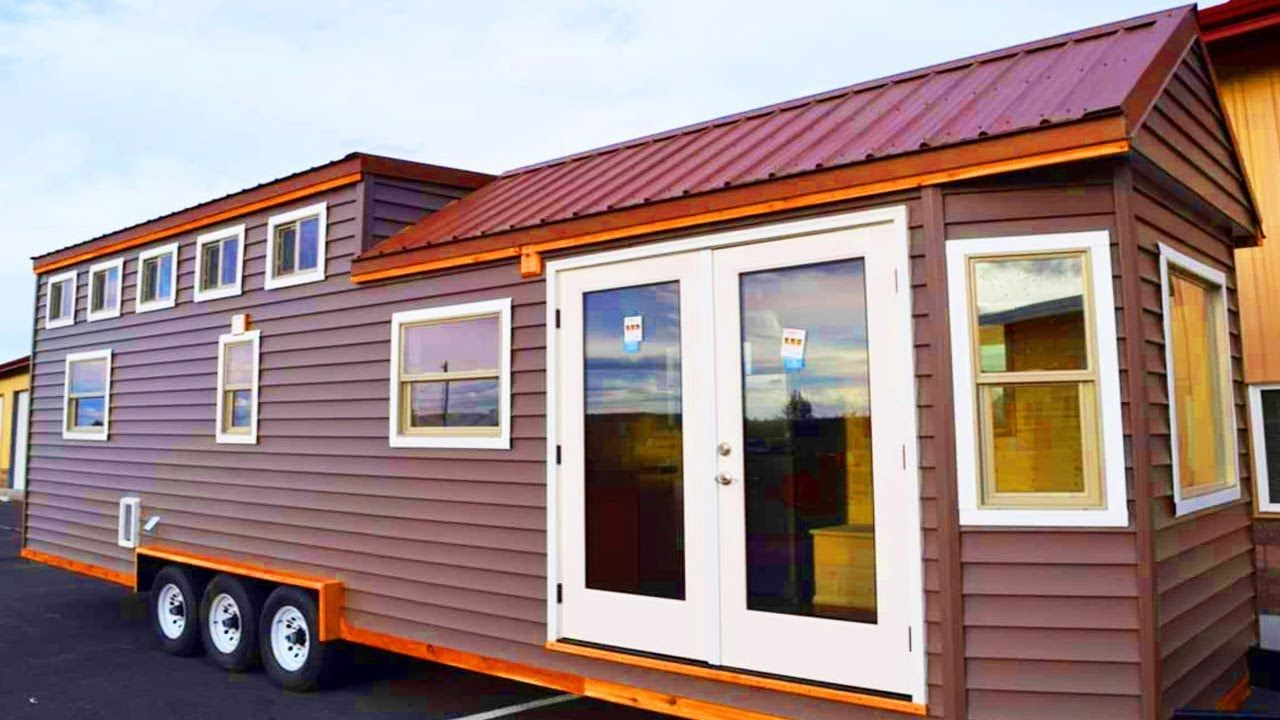 Beautiful practically brand new tiny house for sale price