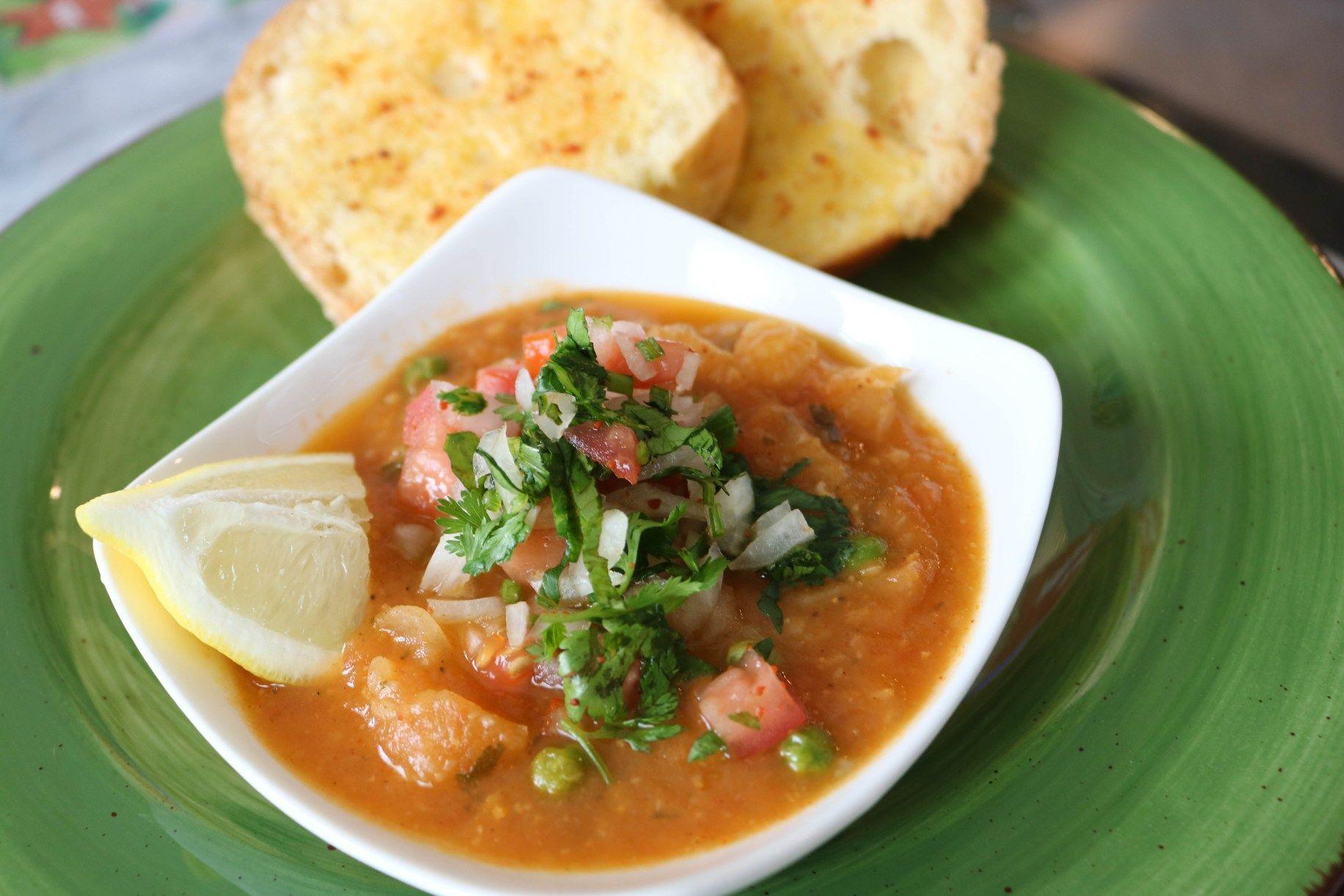 Pav Bhaji (Mixed Vegetable Mumbai Street Food) – Instapottin' With Poonam