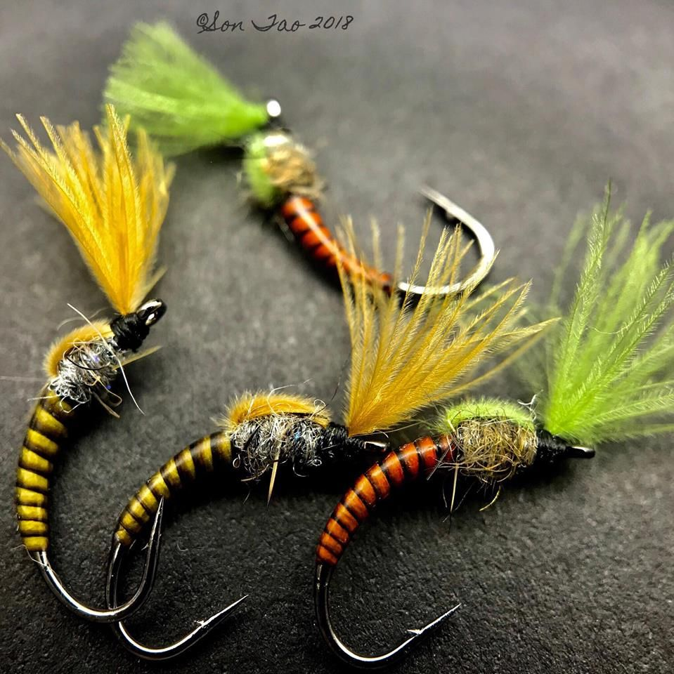 By son tao fly tying fly tying patterns fly fishing