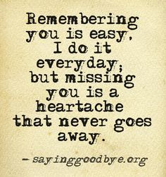 Missing A Loved One Quotes Alluring This Quote Is To True Miss The Loved Ones That Have Passed Like