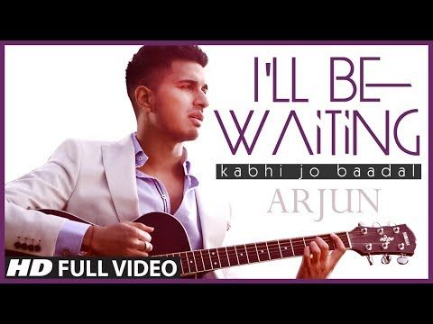 I ll be waiting hindi song