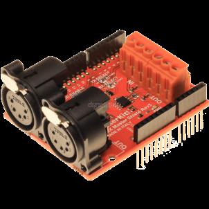 Escudo Arduino Tinkerkit Dmx Master