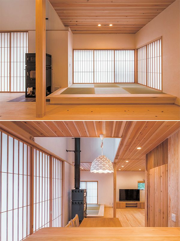 福島県 住宅事例 雑誌 チルチンびと 92号掲載 建築家のセンスと