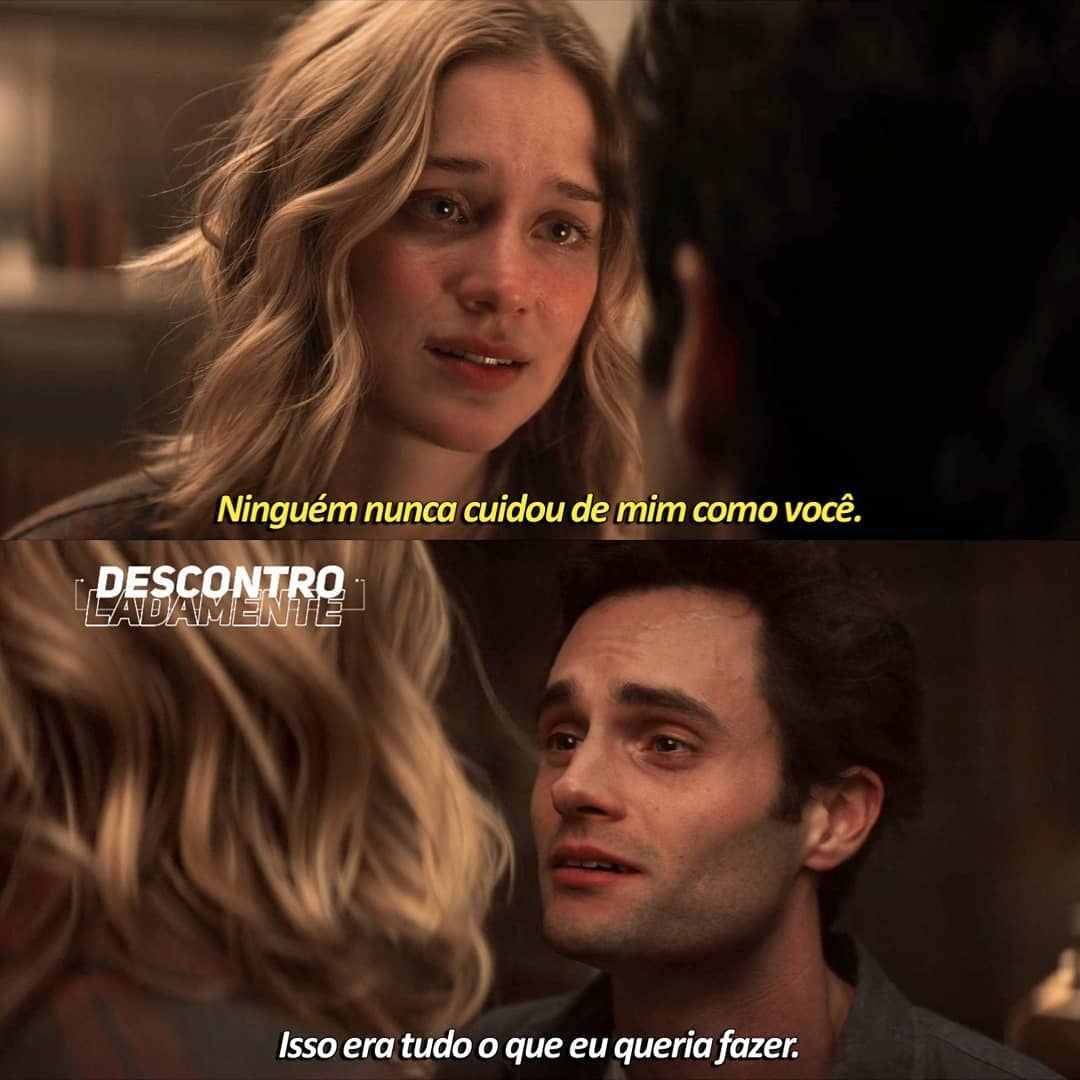 You 1x10 Citações De Filmes Frases De Filmes E Diálogos