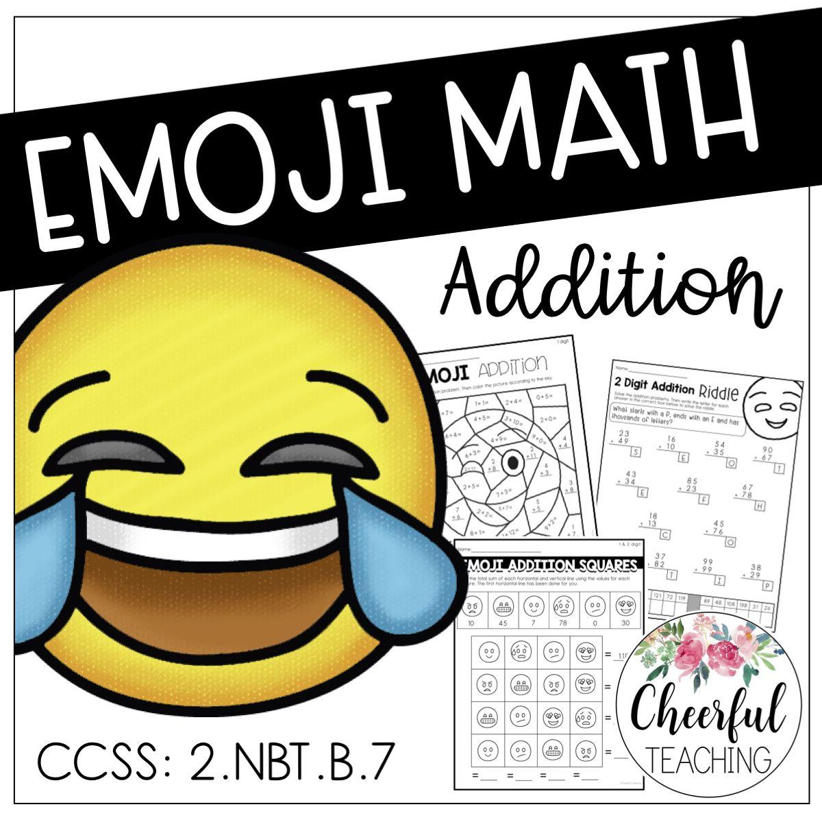 Emoji Math Addition