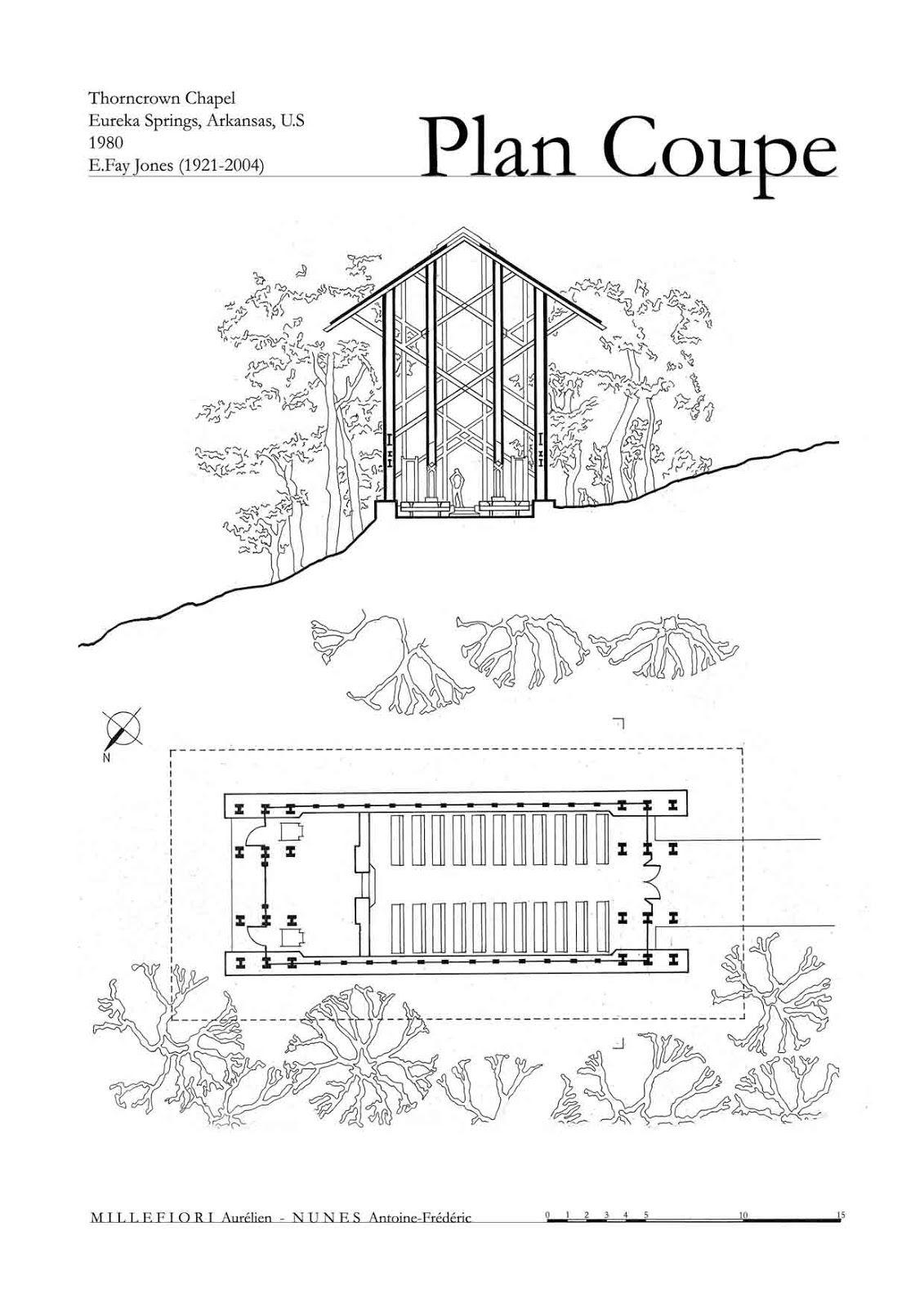 Image Result For Thorncrown Chapel Architectural Drawings Thorncrown Chapel Chapel Thorncrown Chapel Eureka Springs