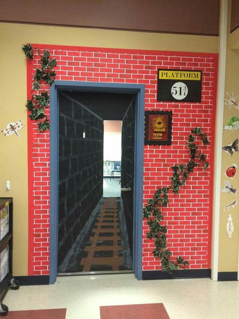 Pin By Marlene Johnson On Harry Potter School Doors