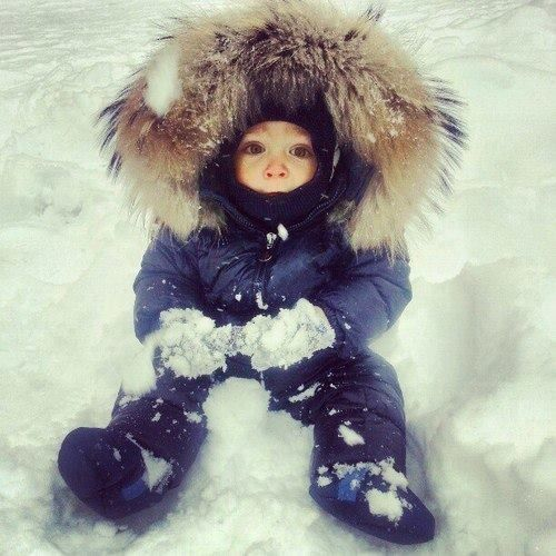 Snow monster :)