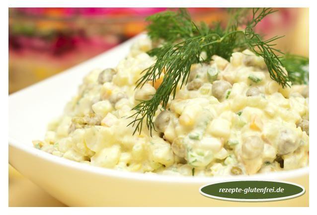 Tanja`s glutenfreies Kochbuch » Eiersalat