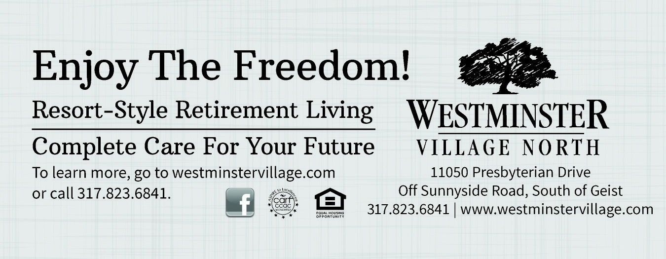 Westminster Village North In Indianapolis Indiana Www