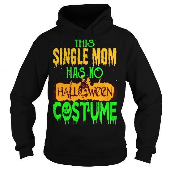 Make this awesome tee saying SINGLE MOM Shirt This SINGLE MOM has no