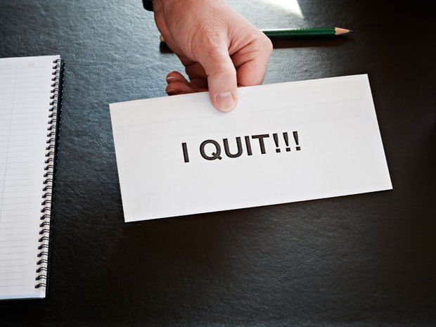 How to Write a Resignation Letter (With Sample) general - employer resignation letter to employee