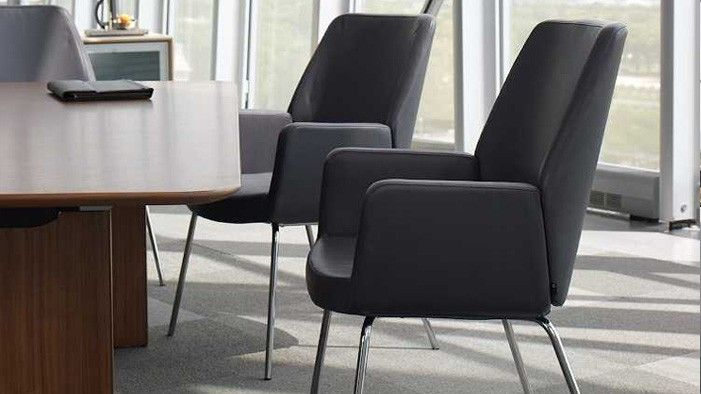 Different View Of The Bindu Modern Chair U0026 Guest Seating   Coalesse · Executive  Office ...