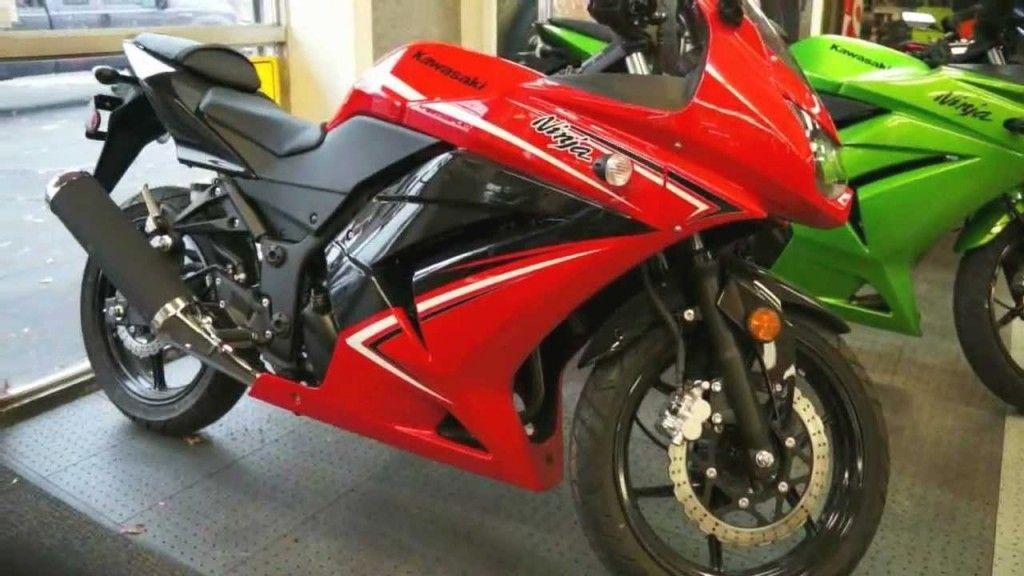 Most Up-to-date 2012 Kawasaki Ninja 250R Style C4RO -   Auto ...