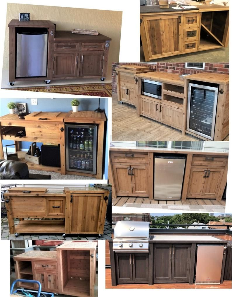 Outdoor Mini Bar Fridge Cooler Cabinet In Your Choice Of Design For Any Outdoor Patio Bar In 2020 Outdoor Patio Bar Mini Fridge Dimensions Outdoor Tv Cabinet
