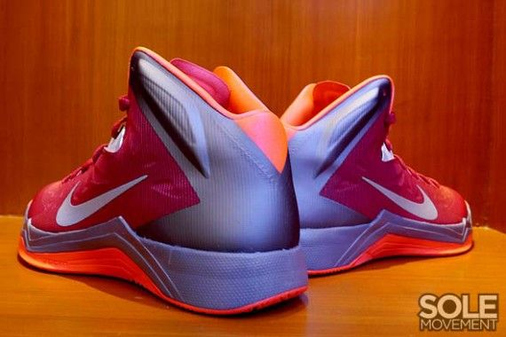 681c33140941 ... Nike Zoom Hyper Quickness- Noble Red