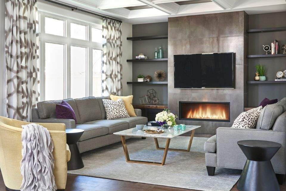 Choosing The Rug Size For Your Living Room Or Entryway Signature Carpet One Floor Home In 2020 Rugs In Living Room Living Room Spaces Living Room Designs #rug #sizes #in #living #room