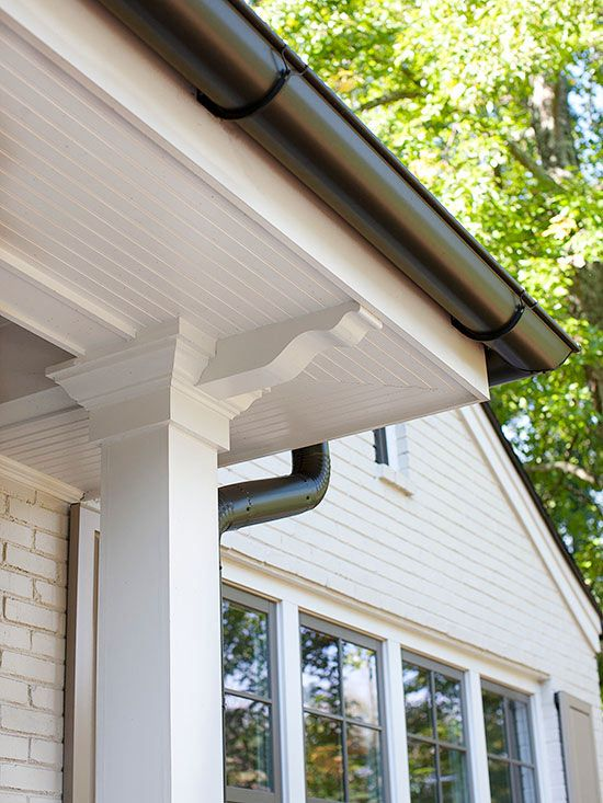 Quick Repairs House Cleaning Tips Cleaning Gutters Gutters